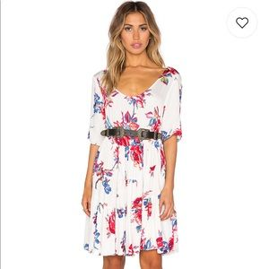 Some Days Lovin size small floral dress